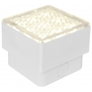 Preview: LED-Pflastersteinleuchte, LEDs/0,8W