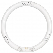 Preview: Phlips LED-Ringröhre, COREPRO LED CIRCULAR T9, T9-Ringform, opal, G10q/20W (32W), 2.100lm
