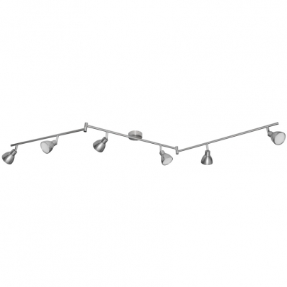 Action LED-Schiene, LESTER, 6 LEDs/5W