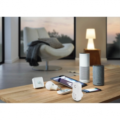 Eglo Leuchten Bluetooth-LED-Lampe, LED-CONNECT, AGL-Form, matt, E27/9W, 806lm
