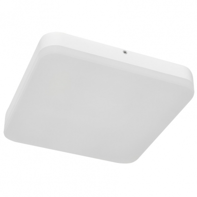 Müller Licht LED-Deckenleuchte, OFFICE SQUARE, LEDs/24W
