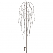Best Season LED-Weidenbaum, WEEPING WILLOW, 144 warmweiße LEDs, H 1500