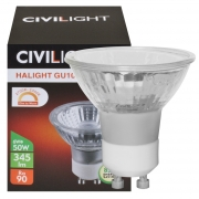 Civilight LED-Reflektorlampe, PAR16, HALED 80, GU10/230V/6W