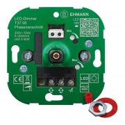 Ehmann UP-Dimmereinsatz, LUMEO® ECO, T37.08 5 - 100W