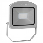 Ledino LED-Außenstrahler, LED, 3000K, superflach