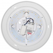 Leds Light LED-Sensorleuchte, LEDs/18W, 1.050 lm, HF-Sensor, Ø 330