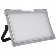 Lena Lighting LED-Arbeitsleuchte mit 2 Steckdosen, MAGNUM FUTURE LED XL, LEDs/78W, 9.500 lm, 4000K