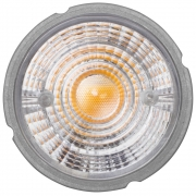 Preview: Megaman LED-Reflektorlampe, PAR16, DUAL BEAM, GU10/5,2W (50W), 420 lm, Abstrahlwinkel einstellbar 24° + 35°