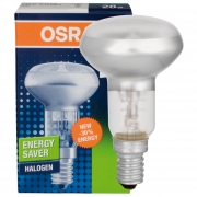 Osram Halogenlampe, R50, HALOGEN CLASSIC, 240V/E14/30W, 170lm