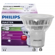 Philips LED-Reflektorlampe, PAR16, MASTER LEDSPOT VALUE, GU10/240V