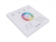 Touchpanel RF Color + White Controller Kunststoff Weiß 2,00 W 8,65cm - Deko-Light
